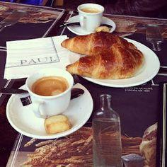 Morning at Paul
