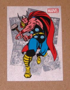 Marvel Bronze Age (Rittenhouse 2012) Classic Heroes Card CH2 Thor EX