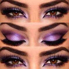 Eyeshadow lavander