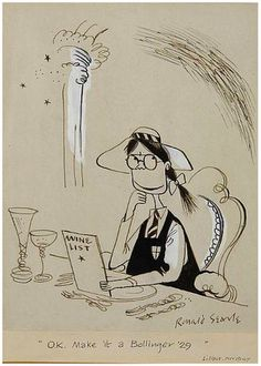 One of the UK's most beloved cartoonists, Ronald Searle, creator of the tearaway girls' school St Trinian's, has died aged 91 David Hughes, St Trinians, Ronald Searle, Quentin Blake, Prisoners Of War, Urban Sketching, Artist Art, Art Studios, Illustrators