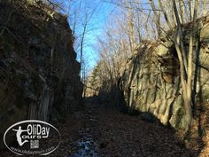Experience a trail runner's paradise in New Jersey.