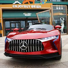 Mercedes Amg, Cart, Amazon, Vehicles, Sports, Autos, Remote, Children, Covered Wagon