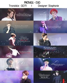 exo promise quotes - Google Search