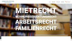 Neue Website von Gäbler & Heuser ist online.