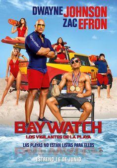 ~ Baywatch. Los vigilantes de la playa (2017) ~ [ 4,5 ] Las Arenas Multicines, 17/07/2017