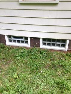 Unique Install Basement Window In Concrete