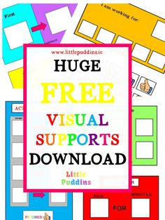 Autism and Visual Supports in our house, go hand in hand. Both my boys rely heavily on Visual Supports to help them understand the world… The post Autism Visual Supports appeared first on Little Puddins . Visual Schedule Printable, Visual Schedule Preschool, Visual Schedule Autism, Kids Schedule, Visual Schedules, Free Printables, Free Printable Behavior Chart, Behavior Charts, Autism Preschool