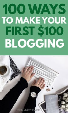 Making money blogging on WordPress is not that easy for beginners, but this list gives tons of great ideas on how to make money. I like that these ideas are for passive income and I'm definitely checking out the resource at the end #bloggingtips #makemoneyblogging #makemoneyonline #affiliatemarketing