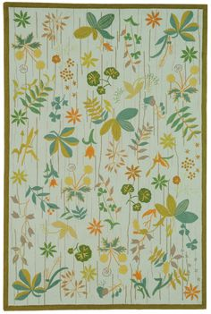 Originating from China, this hand hooked cotton Martha Stewart rug features a lively floral motif and green color schemes to brighten any room. The naturally beautiful design of Grove Silver Leaf rugs is another lovely addition to Safavieh contemporary rugs. Martha Stewart is an iconic American designer, with a stylish eye for home design. http://www.cyrusrugs.com/safavieh-rugs-martha-stewart-item-12591&category_id=1621