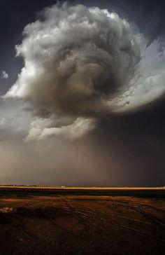 Tornado developing