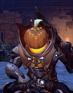 Reaper's halloween costume
