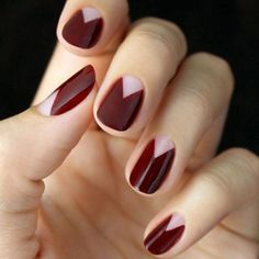 A manicure is a cosmetic elegance therapy for the finger nails and hands. A manicure could deal with just the hands, just the nails, or Fall Manicure, Manicure And Pedicure, Fall Nails, Manicure Ideas, Winter Nails, Summer Nails, Half Moon Manicure, Manicure For Short Nails, Nails Design Autumn