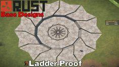 Ladder-Proof Base | Rust Base Designs #19