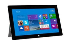 The Surface 2 32GB or 64GB tablet has long battery life, Office 2013 RT, lots of ports, and more. With free shipping, every day, at the Microsoft Store.