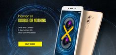 Honor 6X is Now Available at Starting Price of Rs 11,999 via Amazon in India @ https://www.ispyprice.com/blog/honor-6x-now-available-starting-price-rs-11999-via-amazon-india/