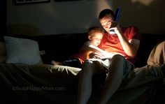 Tips on taking photos in the dark *love this shot