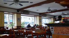 Restaurante San Rafael Montevideo - Uruguai Março 2016
