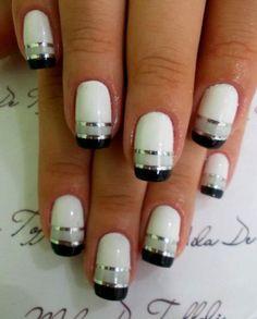 Nail art elegante 2013