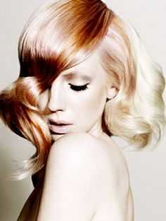 Creative Hair Color Trends 2012 - Add sizzle to your polished crop by embracing one of these creative hair color trends for 2012. Try plenty of shades to find your signature new season look.
