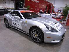Ferrari California Safety Car