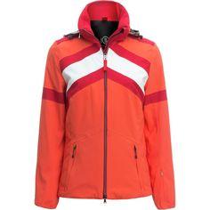 Bogner - Fire+Ice - Sianna Jacket - Women's - Flame Jackets For Women, Ski Jackets, Outdoor Gear, Skiing, Rain Jacket, Windbreaker, Clothes, Shopping, Ski