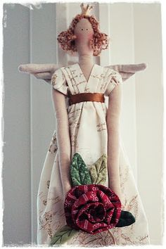 Judith Baer-check her site for Tilda's and other really cute dolls!!!!!!!!!