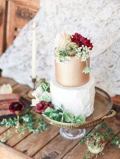 Bolo de casamento | 5 Tendências para 2017 - Portal iCasei Casamentos