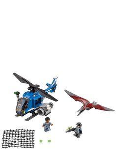 Lego Jurassic World, Pteranodonin valloitus
