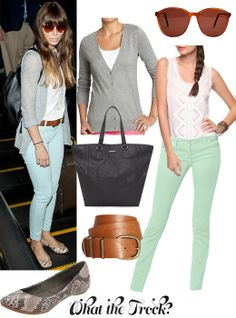 a308e654e459 Affordable Fashion Tips and Trends  Celebrity Look for Less  Jessica Biel  Style