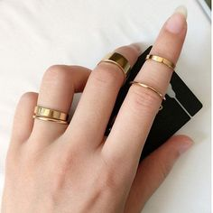 ring set | @andwhatelse