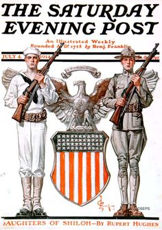 J.C. Leyendecker July 4, 1914