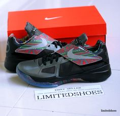 sports shoes 5ad1c a55b7 Nike Zoom KD IV  BHM  - Available Early on eBay - SneakerNews.com