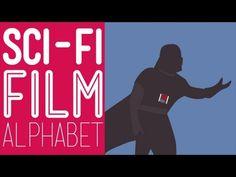 Sci-Fi Movies A-Z - Which Movies Do You Know? Sci-Fi Film Alphabet HD