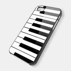 (4) Fancy - Piano Keyboard - IPhone 4 Case, IPhone 4s Case And IPhone 5 Case Hard Plastic Case on Luulla