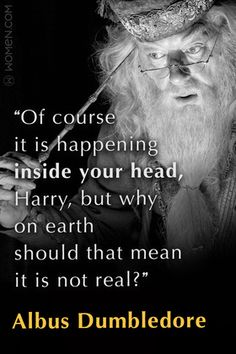 We Solemnly Swear That You'll Be Inspired By These 15 Harry Potter Quotes