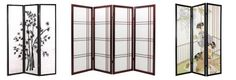 Shoji Screen on ShojiScreen.net Shoji screens provide not only spatial division and privacy but also a form of decoration