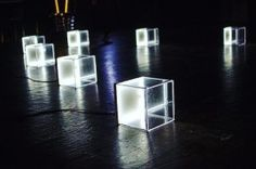 Musician creates MIDI-triggered LED cubes with Arduino