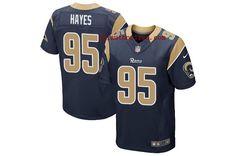 Men Los Angeles Rams #95 Elite Jersey #NFLFans #EliteJersey #Personality #Jersey #RamsFans #Jerseys