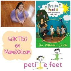 Sorteo: Petite Feet 2 DVD