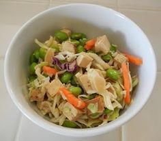 Shelly's Asian Slaw - Weight Loss Recipes For Women -