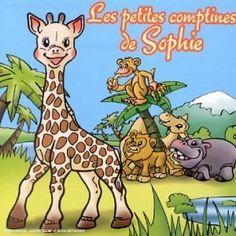 Les Petites comptines de Sophie la girafe (Sophie Songs)