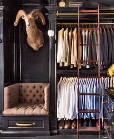 #Bespoke #Woodwork #Design #interiordesign #Closet #Mancave #Designporn #Clothing #gentleman @club_gentelman Taking some design inspiration on a lazy Sunday. de cabinetplant