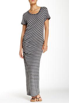 James Perse | Tucked Maxi Dress ($82)