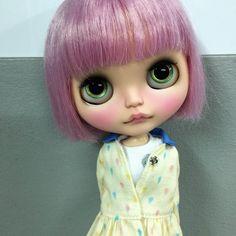 EN LAYAWAY/Custom Blythe Doll por casa estable por StableHouse