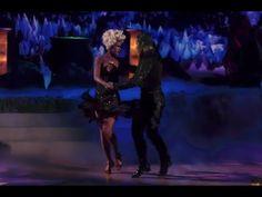 "Rumor Willis & Valentin Chmerkovskiy dance the Samba to ""Poor Unfortunate Souls"" from The Little Mermaid - Dancing with the Stars, Season 20, Week 5, 2015."