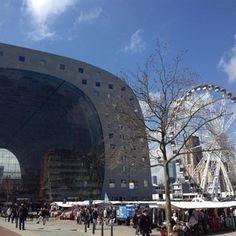 Plog | Heerlijk dagje Rotterdam!