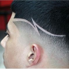 Well that's a nice fade and detail