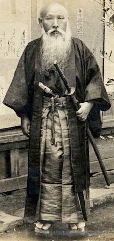 "Samurai. ~ Bushidō (武士道 ?), literally ""military scholar road"""