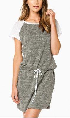 corrie short sleeve dress