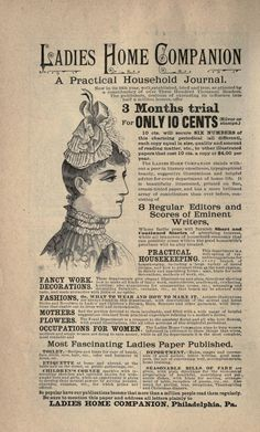 Vintage Ephemera: advertisements